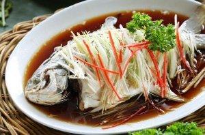 武汉十大特色菜 黄陂三合上榜,第一是清蒸武昌鱼