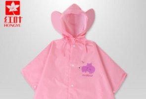 十大儿童雨衣品牌排行榜 麦雨儿童雨衣上榜,第三是国内知名品牌