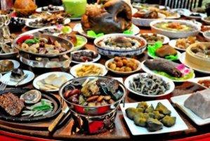 中国六大知名宴席,节令宴上榜,第三是满汉全席第一宴